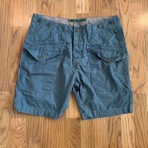 Cargo safari shorts